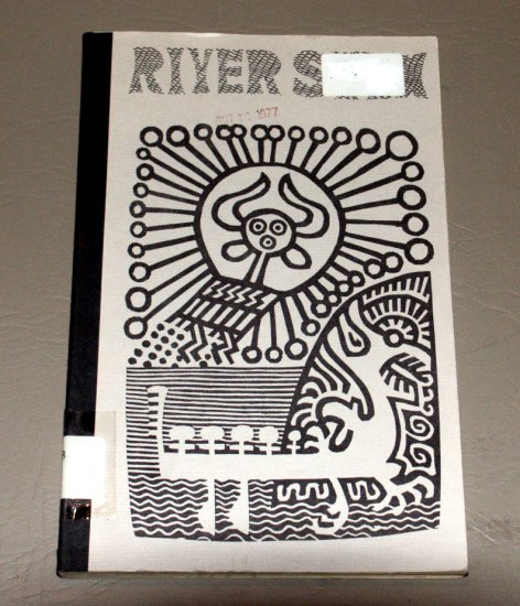 RIVER STYX 2 - Two - Winter 1977 The Big River Association - Literary Journal