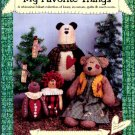 Some of... My Favorite Things by Dawn Heidegger - Folk art Bears, Quilts, Patterns