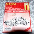 Haynes Mazda GLC Repair Service Guide Manual 1981-84
