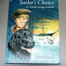 Sailor's Choice by Natalie Savage Carlson - George Loh