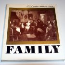FAMILY by Hayyim Schneid (1973) JPS Popular Judaica Library