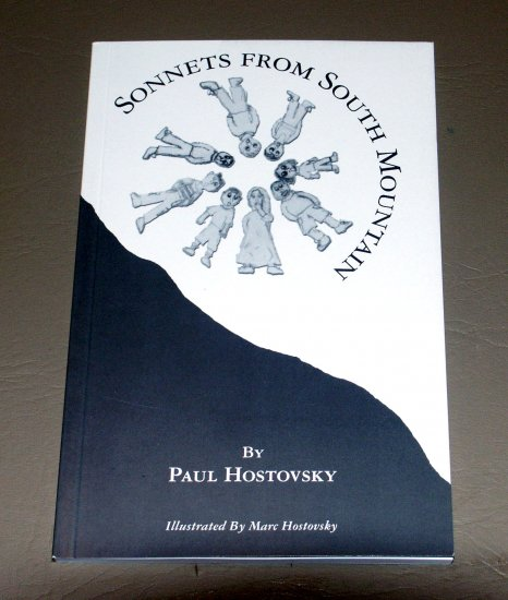 Sonnets From South Mountain by Paul Hostovsky - Marc Hostovsky