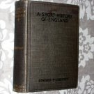 A Short History of England by Edward P. Cheyney (1904)