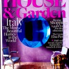 House & Garden Magazine April 2007 - Italy the most beautiful homes