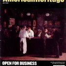 American Heritage Magazine - July 2003 - America's great old taverns live on