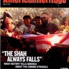 American Heritage Magazine - March 2003 - The Shah Always Falls