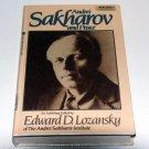 Andrei Sakharov and Peace by Edward Lozansky - LNEW Hardcover