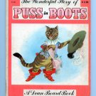 Wonderful Story of Puss in Boots (Deans Board Books) Playmore