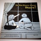 Do You Know About Stars? (PB 1970) by Mae Blacker Freeman