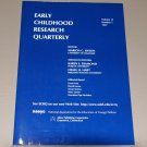Early Childhood Research Quarterly (Volume 12, No. 1, September 1997) Katz, Walsh, Goins