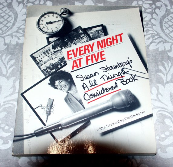 Every Night at Five by Susan Stamberg - National Public Radio NPR Host