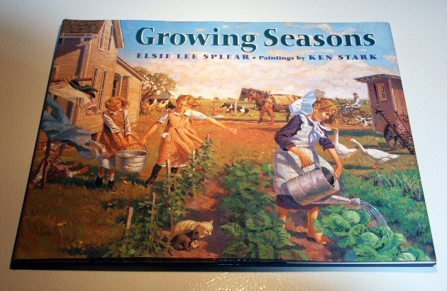Growing Seasons by carolyn pratt, Ken Stark (LNEW Hardcover)