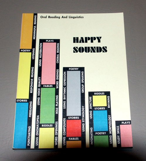 Happy sounds, (Oral reading and linguistics series) by Mildred Agnes Dawson