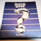 Illustrated Rock Quiz (Hardcover) Exeter