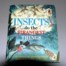 Insects Do the Strangest Things (Random House Step-Up Books) by Leonora and Arthur Hornblow