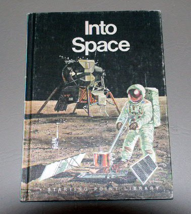 Into Space [ILLUSTRATED] (Hardcover 1970) by Dempsey Sheehan