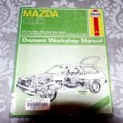Mazda glc (rwd) 1977-83 (Haynes Manuals) by Chilton - Repair Service Guide