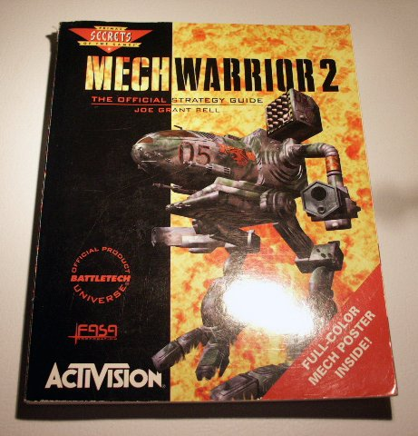 MechWarrior 2: The Official Strategy Guide (Secrets of the Games Series) Video