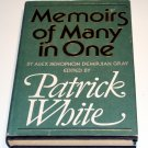 Memoirs of Many in One, by Alex Xenophon Demirjian Gray, Patrick White