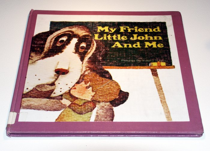 My friend little John and me (Hardcover 1973) by Yutaka Sugita