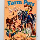 Farm Pets (Rand McNally Junior Elf 8041) Katherine L. Phillips, Anna Ratzesberger