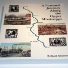 A Postcard Journey Along the Upper Mississippi by Robert Stumm (SIGNED)