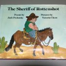 Sheriff of Rottenshot (Hardcover 1982) by Jack Prelutsky