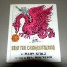 Siri the Conquistador (Hardcover 1969) by Mary Stolz, Beni Montresor