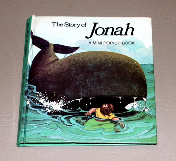 The Story of Jonah (Mini Pop-Up Storybooks)