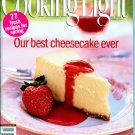 Cooking Light Magazine - April 2006 - Our Best Cheesecake Ever