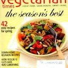 Vegetarian Times Magazine - May/June 2007 - The Diet that Reverses Diabetes