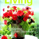 Martha Stewart Living Magazine - June 2007 - Relaxing Into Summer