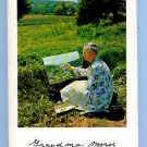 Art and Life of Grandma Moses (Pb 1969) by Otto Kallir