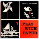 Play with Paper (Pb 1968) by Thea Bank-Jensen