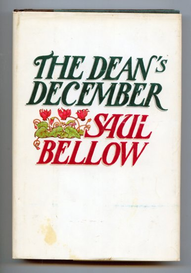 The Dean's December (Hardcover) by Saul Bellow