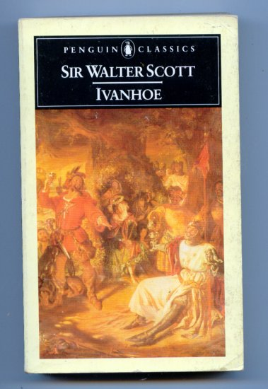 Ivanhoe (Penguin Classics) (Paperback) by Sir Walter Scott
