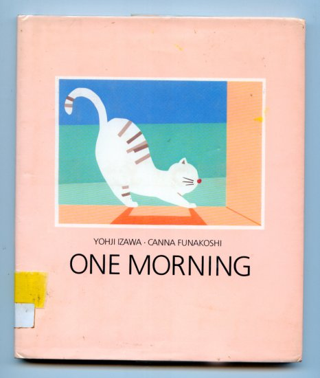 One Morning (Hardcover) by Yohji Izawa, Canna Funakoshi