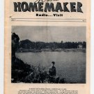 Jessie's Homemaker Radio Magazine - October 1950 - Volume 5, No. 2