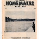 Jessie's Homemaker Radio Magazine - August 1950 - Volume 4, No. 12