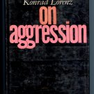 On Aggression (Hardcover) by Konrad Lorenz