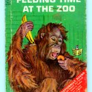 Feeding Time at the Zoo (Start-right elf books) by Dr. Lester E Fisher, Carl & Mary Hauge