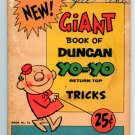 New! Giant Book of Duncan Yo-Yo Return Top Tricks (Book No. 16) by Inc. Donald F. Duncan