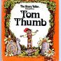 The Storyteller Presents Tom Thumb (Superscope 1973) by Rex Irvine, Judie Clarke