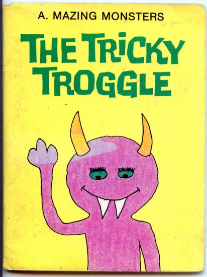 The Tricky Troggle (Pb 1979) by Jim Slater, Christopher Slater
