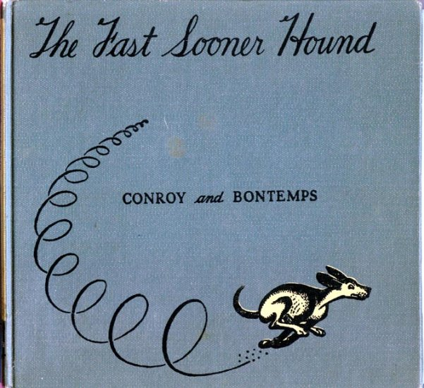The Fast Sooner Hound by Arna Bontemps & Jack Conroy, Virginia Lee Burton