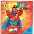 ALF Super-Alf (Book and Tape Edition) (Buena Vista 289DC) T.V. Character