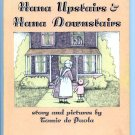 Nana Upstairs & Nana Downstairs (Hardcover) by Tomie dePaola