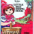 Tele-Story Presents Little Red Riding Hood (A Superscope Production) Rex Irvine, John Strejan