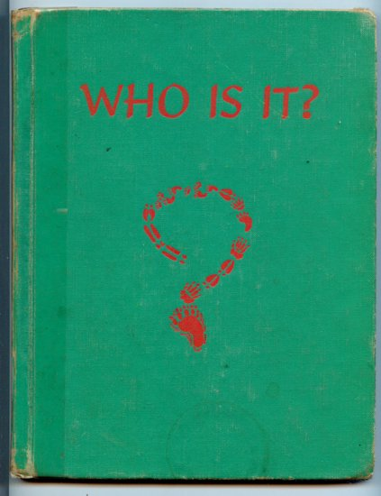 Who is it? (Hardcover 1953) by Zhenya Gay