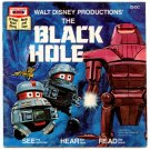 Walt Disney - The Black Hole (Motion Picture) Full Color Book & Tape Edition